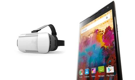 Smartphone libre 4G de 5' + Gafas de realidad virtual de regalo