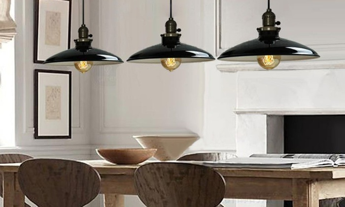 Lampade Da Soffitto Vintage : Lampada da soffitto vintage groupon