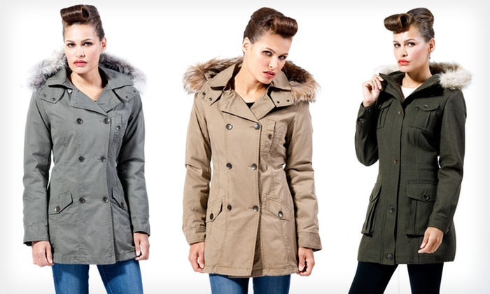 Marc New York by Andrew Marc Coats: Marc New York by Andrew Marc Women's Coats (Up to 83% Off). 22 Options Available. Free Shipping and Free Returns.