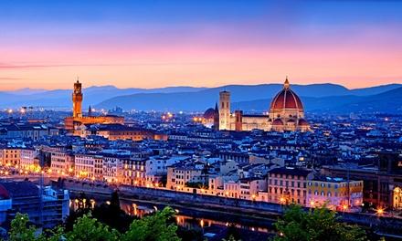Firenze 4*: fino a 3 notti con colazione e tour guidato