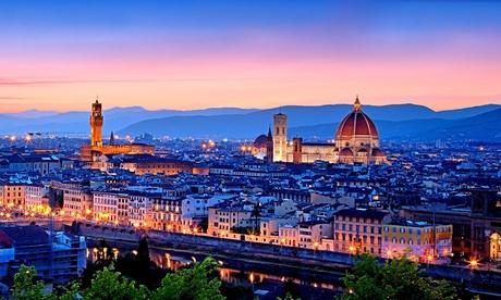 Florencia: estancia en habitación doble estándar para 2 personas con desayuno en Hotel Embassy 4*