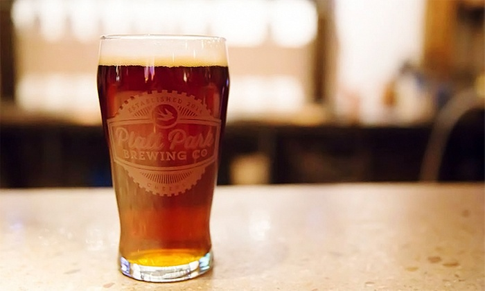 Platt Park Brewing Co. - Denver: Tastings and Growlers at Platt Park Brewing Co. (Up to 42% Off). Four Options Available.