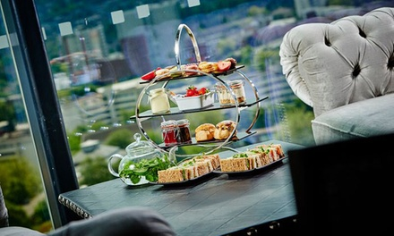 Afternoon Tea with Optional Sparkling Wine for Up to Six at Marco Pierre White's Birmingham Airport (Up to 52% Off)