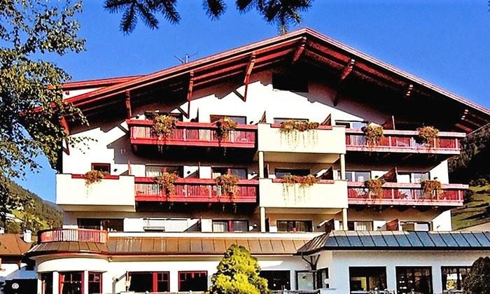 Hotel hellweger campo tures trentino alto adige groupon for Hotel mezza pensione bressanone