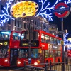 """Londres : """"Soldes géants et marchés de Noël"""" avec transport A/R"""