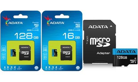 Adata High-Speed MicroSD Memory Card