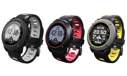 Smartwatch sportivo con GPS