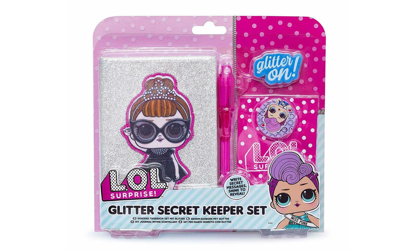One or Two RMS L.O.L. Surprise! Glitter Secret Keepers