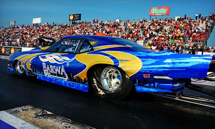 American Drag Racing League - Ennis: One or Two Days at ADRL World Finals VIII Drag-Racing Event on October 19–20 (Up to 53% Off)