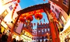 Little Penang - China Town: Two-Course Malaysian Meal with a Glass of Wine for Two or Four at Little Penang (Up to 70% Off)