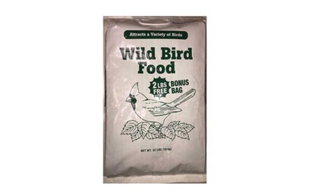 Wagner's 22 LB Wild Bird Food (Goods For The Home Patio & Garden Bird Feeders & Food) photo
