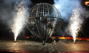 Shrine Circus: Shrine Circus for Two (August 18–21)