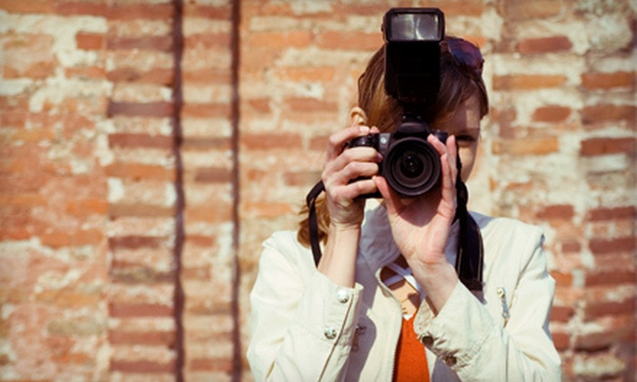 Photographer's Lounge - Cambridge: $30 for an Outdoor Photography Composition Workshop from Photographer's Lounge ($67.74 Value)