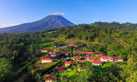3- or 5-Night Stay for Two at Arenal Volcano Inn in La Fortuna, Costa Rica