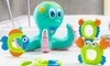 One or Two Floating Octopus Toys