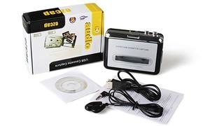 Ezcap Cassette-To-MP3 Converter