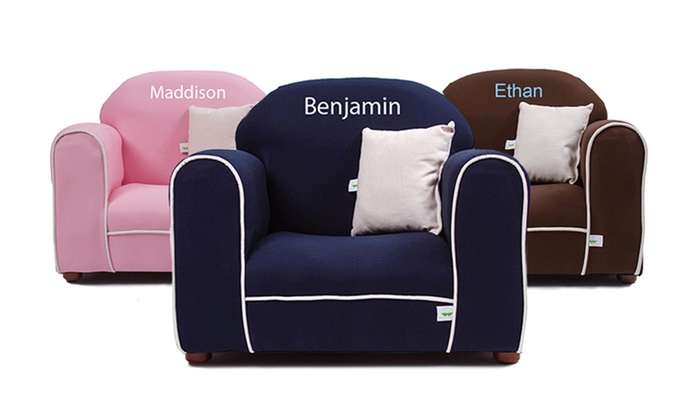 Personalized Kids Chairs Amp Sofas Personalized Upholstered