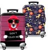 Animal Theme Printed Luggage Covers
