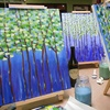Up to 52% Off Painting Class at Vino's Picasso