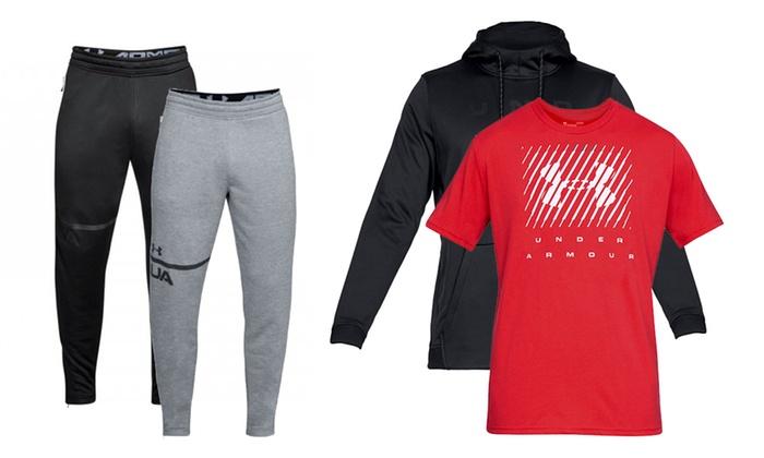 complet dans les spécifications sélectionner pour officiel Garantie de satisfaction à 100% Vêtements sport homme Under Armour | Groupon