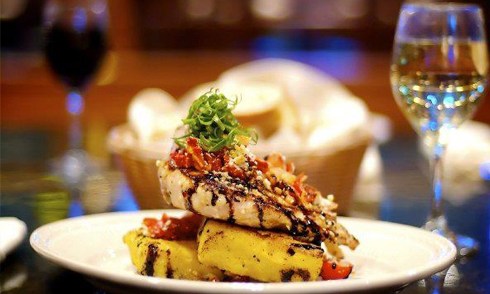 Legends Sports Bar & Grille - Central Business District: American Food for Two or Four or More at Legends Sports Bar & Grille (Half Off)