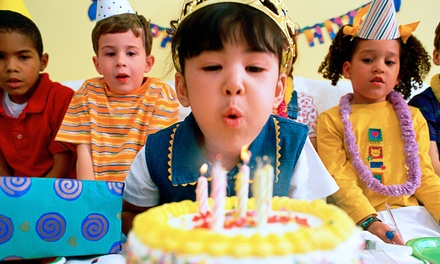 One Children's Birthday Party Package from JumpBunch of Columbia, SC (Up to 40% Off)