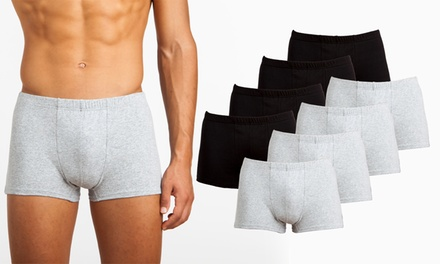 Eight Classic Boxer Shorts