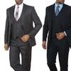 Retro Paris Men's Classic Fit 3-Piece Suit