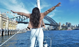 Sailaway Sydney: $399 for Private Yacht Hire for Up to Ten with Sailaway Sydney (Up to $625 Value)
