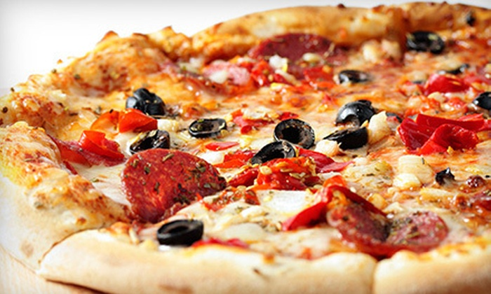 Truelove's Pizza & Grits - Columbia: $10 for $20 Worth of Grits and Specialty Pizzas at Truelove's Pizza & Grits