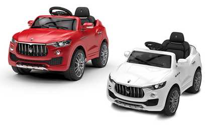 Image Placeholder For Licensed Maserati 6V Childrens Ride On Car