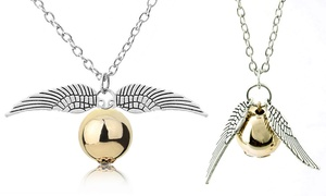 Collier Vif d'Or Harry Potter