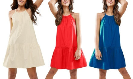Mini abito da donna Francine disponibile in 3 colori e 4 taglie