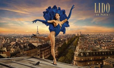 Soirée exceptionnelle au Lido Paris