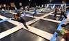 AirWalk Ultimate Trampoline Arena - Birmingham: 2, 4, or 6 Jump Passes or a Party for up to 10 People at AirWalk Ultimate Trampoline Arena (Up to 50% Off)