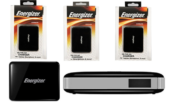 Up To 42% Off Energizer Power Bank | Groupon