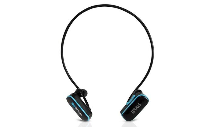 Pyle Flextreme Waterproof Headphone MP3 Player