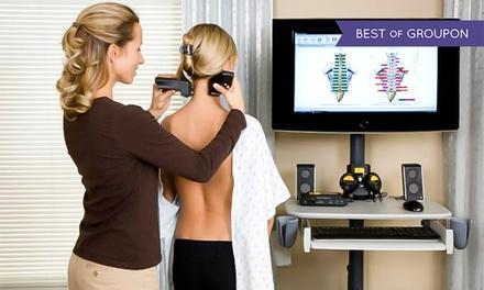 Chiropraktsche Behandlung, optional mit der Wirbelsäulenanalyse, im Bodyhealth Rehazentrum Berlin (bis zu 56% sparen*)