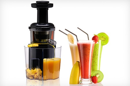 Slow Juicer Groupon : LENOXX Cold Press Slow Juicer Groupon Goods
