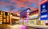 Best Western Fallsview - Niagara Falls: 1-Night Stay with Activities and Dining Vouchers at the Best Western Fallsview Niagara Falls (Up to 87% Off)