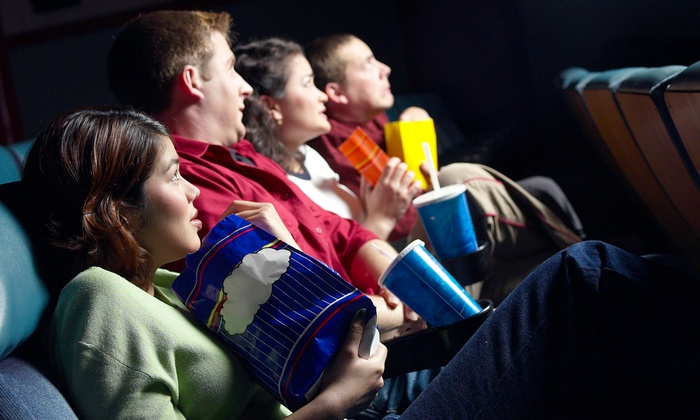 Laemmle Theaters - Claremont 5 - Claremont: Movie Outing for Two or Four with Large Fountain Drinks and Popcorn at Laemmle Theaters - Claremont 5 (Up to 40% Off)