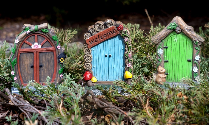 secret fairy garden accessories - Garden Accessories