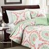 Reversible Printed Quilt Set (4- or 5-Piece)