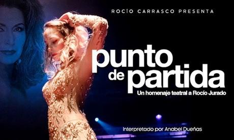 """Entrada a """"Punto de Partida"""" del 18 de noviembre al 27 de enero por 14,95 € en en Gran Teatro Bankia Príncipe Pío"""