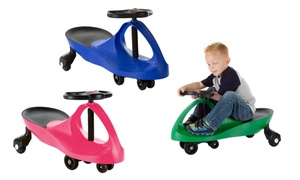 Zig Zag Ride-On Toy Car