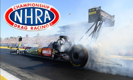 50th Amalie Motor Oil NHRA Gatornationals on Friday, March 15, at 9 a.m.