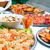 Aperitivo con buffet illimitato