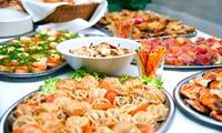 Fingerfood-Catering-Buffet für 10, 20, 30 oder 40 Personen bei Die Tomate finger-food-catering(51% sparen*)