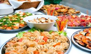 Fandbit: Classic- oder Premium-Buffet-Catering für 10, 20 oder 30 Personen inkl. Anfahrt bei Fandbit (bis zu 50% sparen*)
