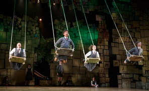 """""""Matilda"""": Theater in Toronto:""""Matilda The Musical"""" (July 31–September 4) plus Cast Recording and Book"""